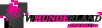 wHunderland Hundesalon Logo